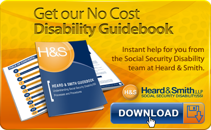 with Social Security Disability - download the no cost guidebook now
