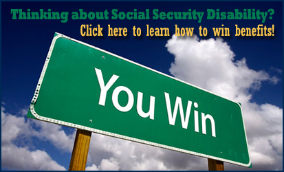 learn how to win Social Security Disability benefits
