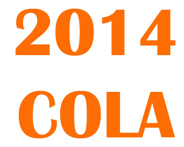 Post image for Good News for 2014 COLA